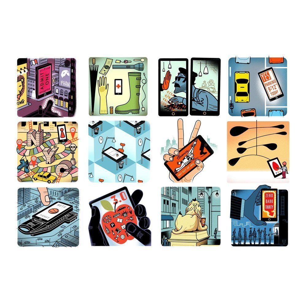 Series of App's that Help You Navigate New York City with Your Cell Phone; The New York Times