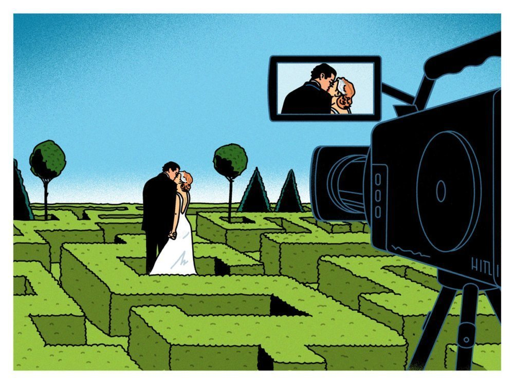 Everyday Editorial Illustrations for National Publications